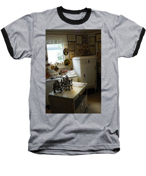 Early Fifty's Kitchen Baseball T-Shirt