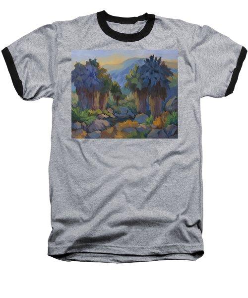 Early Light Indian Canyon Baseball T-Shirt