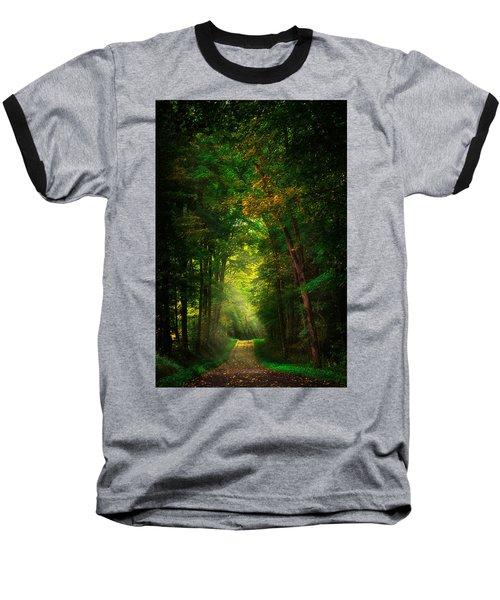 Early  Mist  Baseball T-Shirt