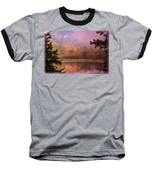 Early Morning Beauty Baseball T-Shirt by Sherman Perry
