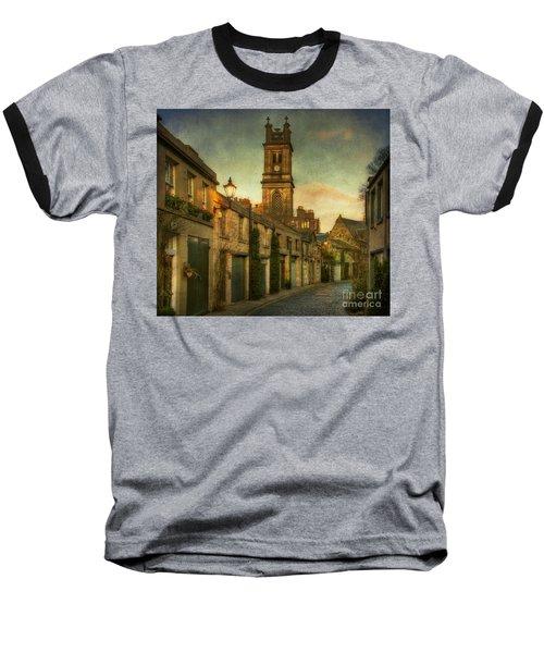 Early Morning Edinburgh Baseball T-Shirt