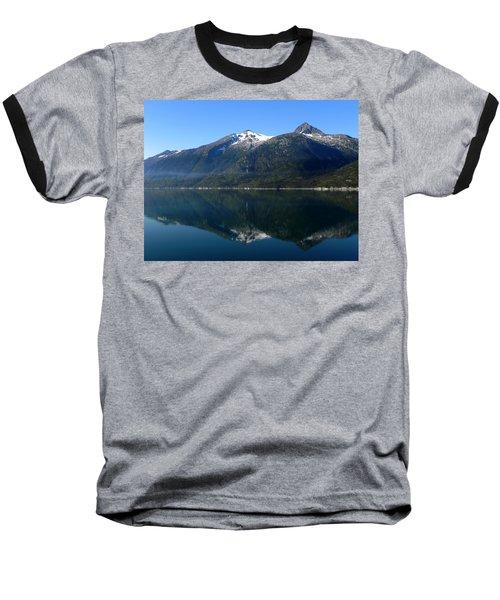 Early Morning Fog Baseball T-Shirt