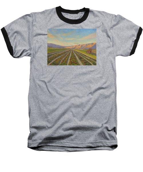 Early Morning Harvest Baseball T-Shirt