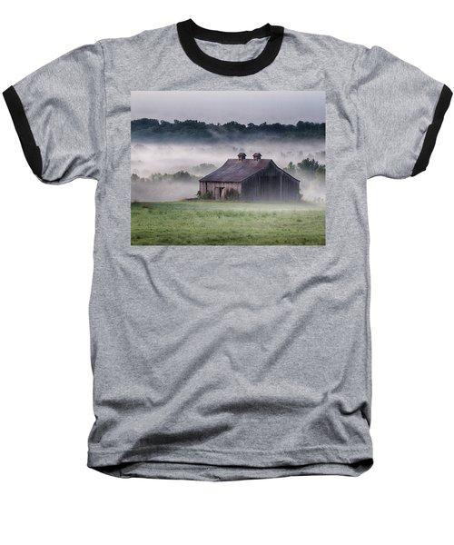 Early Morning In The Mist Standard Baseball T-Shirt