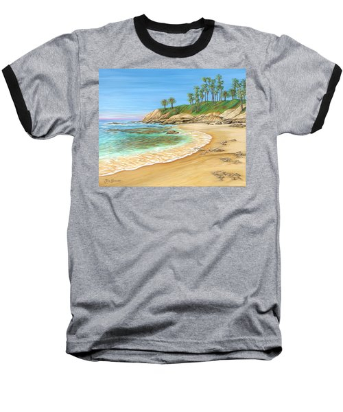Early Morning Laguna Baseball T-Shirt