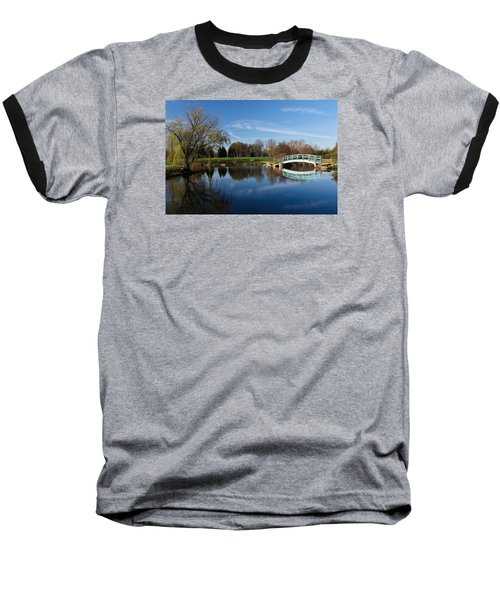 Baseball T-Shirt featuring the photograph Early Morning Retreat by Julie Andel