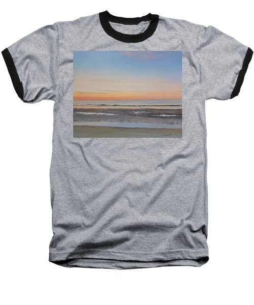 Early Morning Sky Baseball T-Shirt