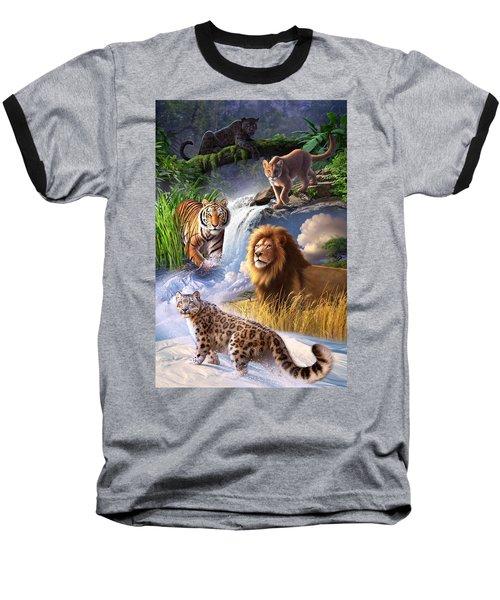 Earth Day 2013 Poster Baseball T-Shirt