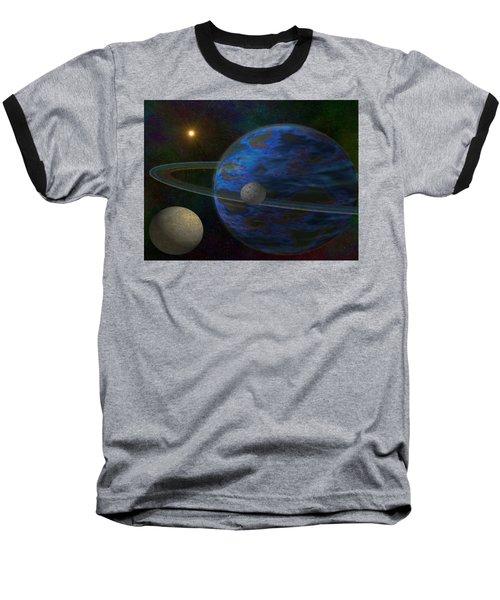 Earth-like Baseball T-Shirt