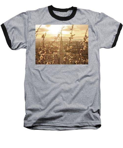 Earth Renewed Baseball T-Shirt