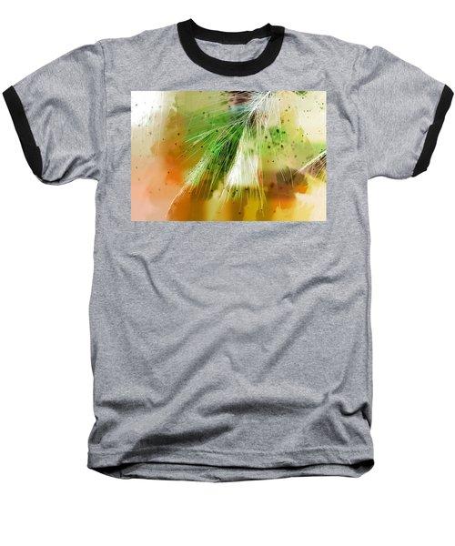 Earth Silk Baseball T-Shirt