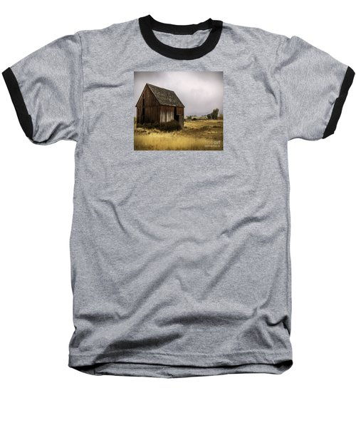 Earthly Possessions Baseball T-Shirt