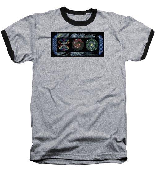 Earth's Beginnings Baseball T-Shirt