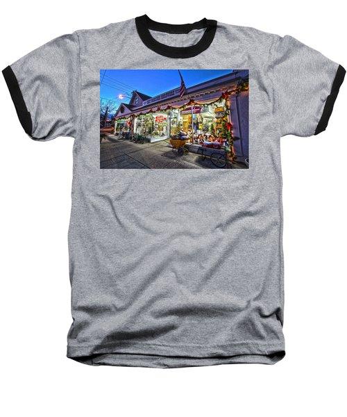 East Moriches Hardware Baseball T-Shirt