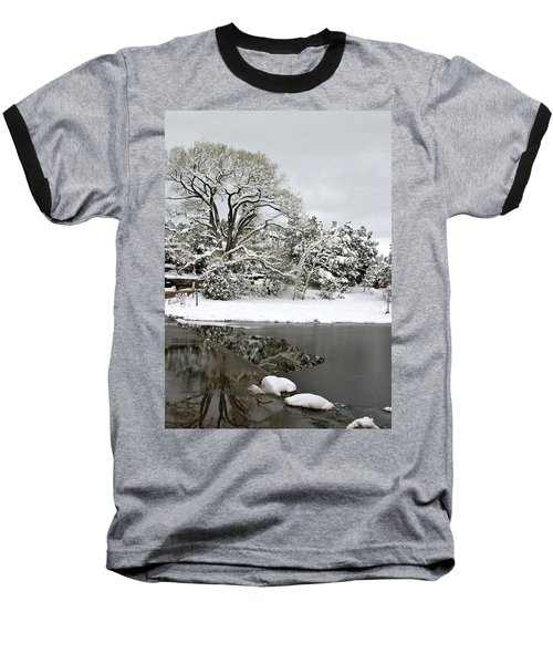 East Verde Winter Crossing Baseball T-Shirt