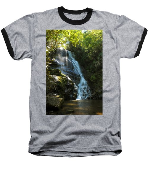 Eastatoe Falls North Carolina Baseball T-Shirt
