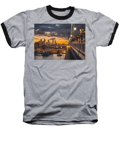 Eastbound Encounter Baseball T-Shirt