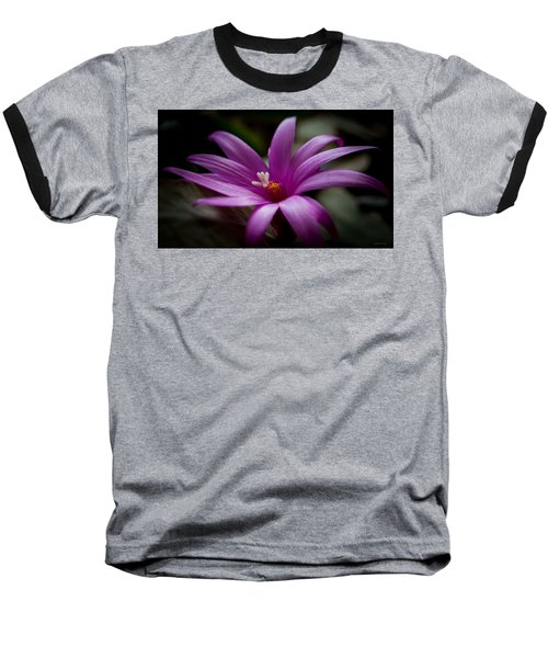Easter Rose Baseball T-Shirt