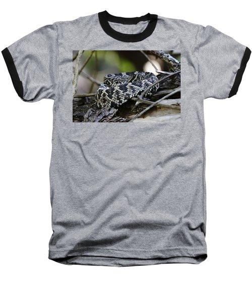 Eastern Diamondback-1 Baseball T-Shirt