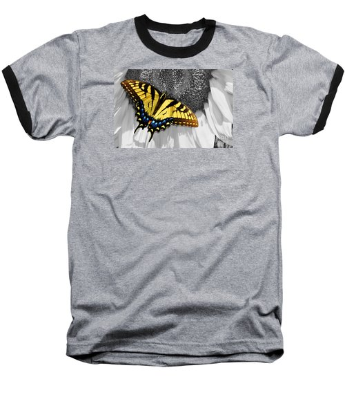 Eastern Tiger Swallow Tail  Baseball T-Shirt