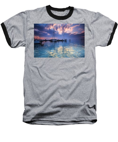 Eastport Sunrise Baseball T-Shirt