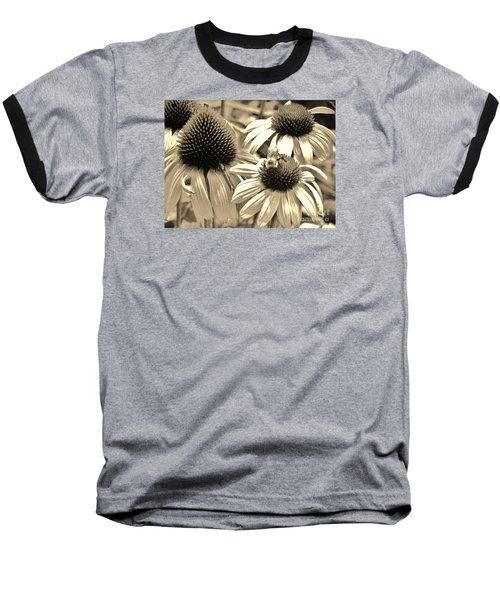 Baseball T-Shirt featuring the photograph ech by Robin Coaker