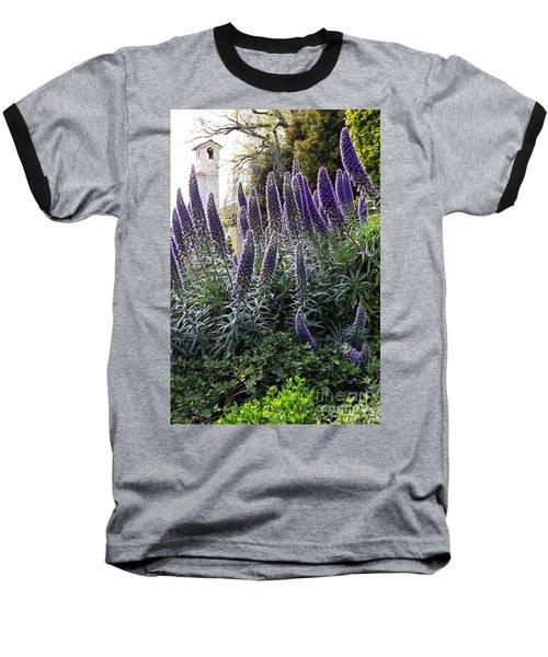 Echium And Tower Baseball T-Shirt