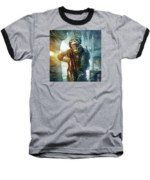 Echo Base Trooper Baseball T-Shirt