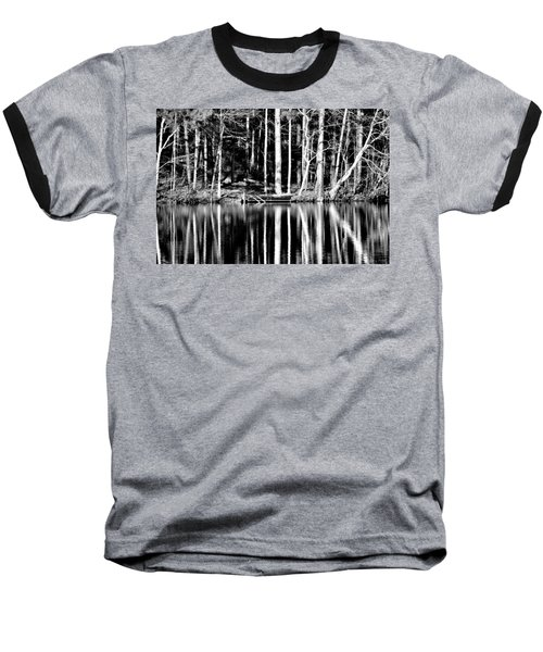 Echoing Trees Baseball T-Shirt