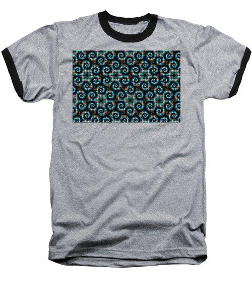 Baseball T-Shirt featuring the digital art Ecosystem by Manny Lorenzo