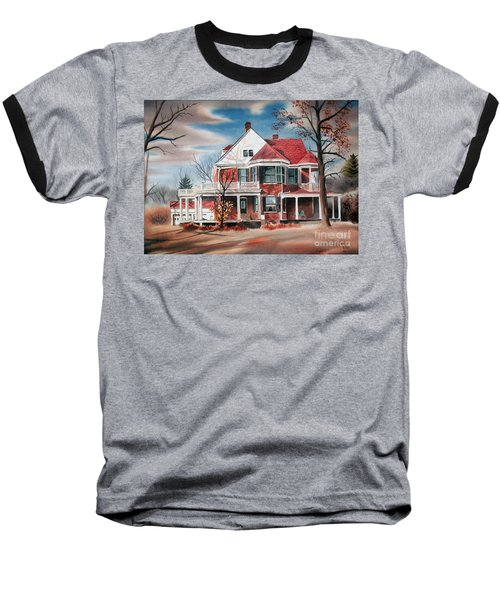 Edgar Home Baseball T-Shirt