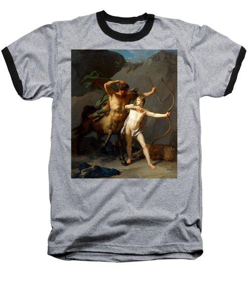Education Of Achilles Baseball T-Shirt