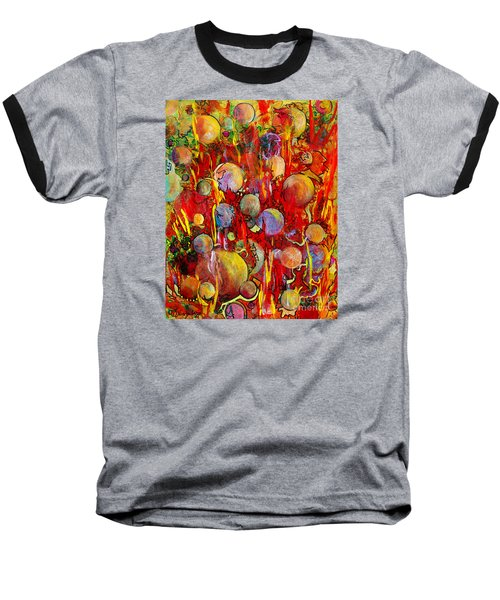 Effervesce Baseball T-Shirt