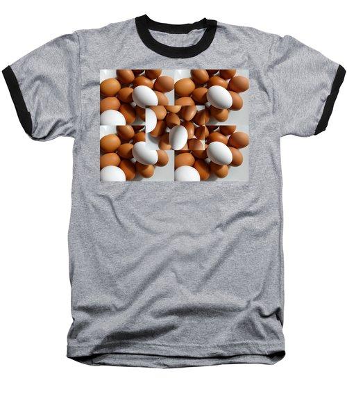 Eggland's Best Baseball T-Shirt by Tina M Wenger