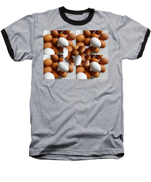 Eggland's Best Baseball T-Shirt