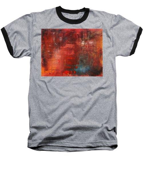 Egotistical Bypass Baseball T-Shirt by Jason Williamson