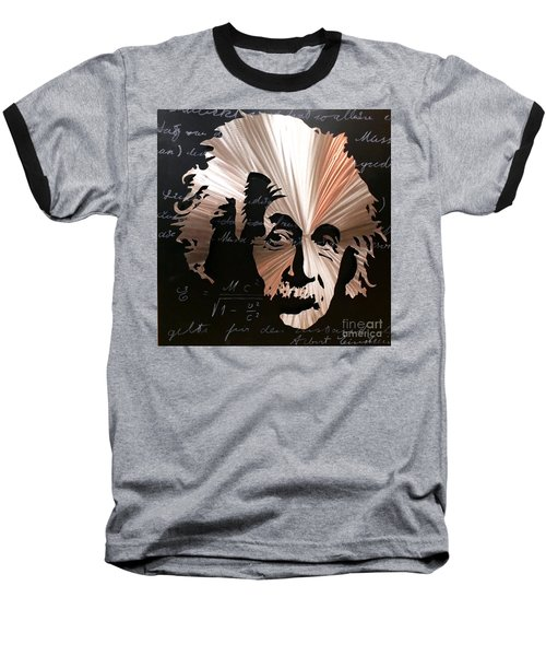 Einstein Baseball T-Shirt