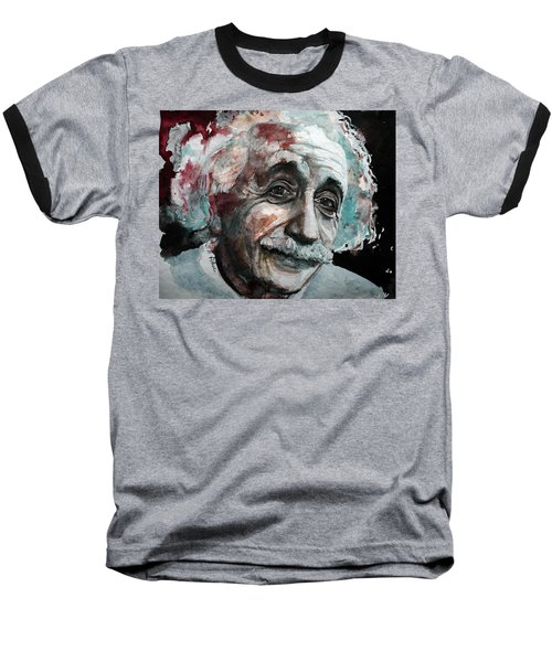 Einstein  Baseball T-Shirt