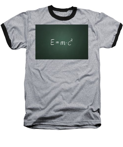 Einsteins Formula Baseball T-Shirt
