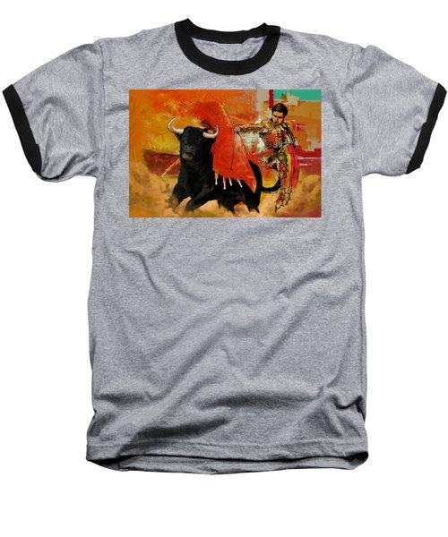 El Matador Baseball T-Shirt by Corporate Art Task Force