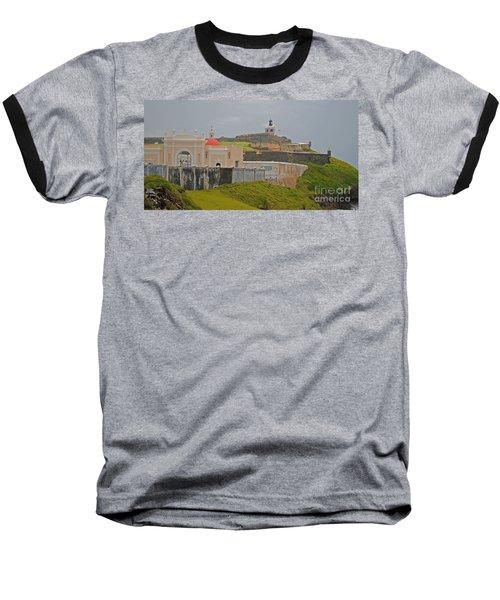 Scenic El Morro Baseball T-Shirt