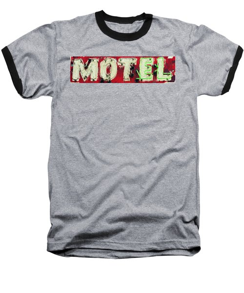 El Motel Baseball T-Shirt