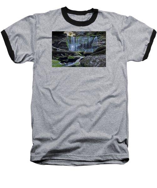 Elakala Falls Number 1 Baseball T-Shirt
