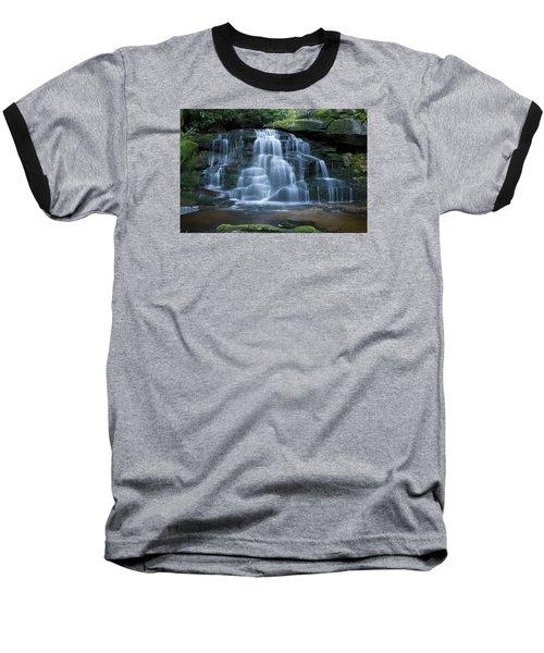 Elakala Falls Number 2 Baseball T-Shirt