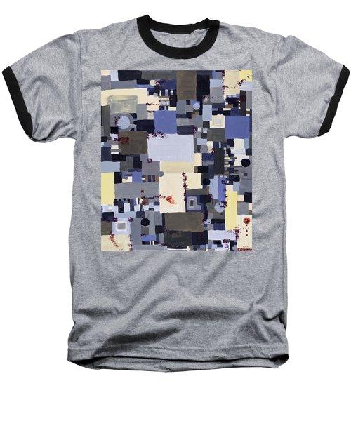 Elastic Dialog Baseball T-Shirt