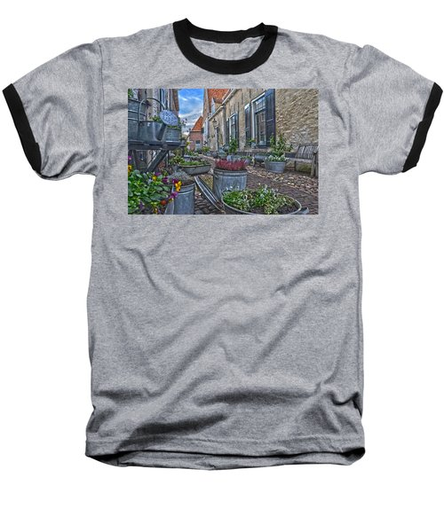 Elburg Alley Baseball T-Shirt