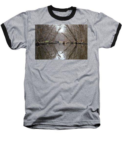 Eldon's Reflection Baseball T-Shirt
