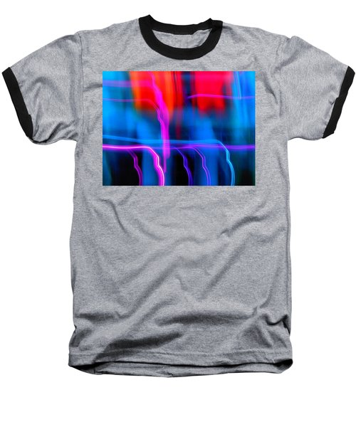 Electric Dance Baseball T-Shirt