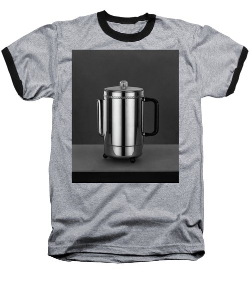 Electric Percolator Baseball T-Shirt