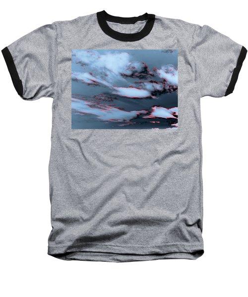 Electrified Baseball T-Shirt by Pamela Hyde Wilson